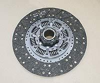 диск сцепления volvo fh12