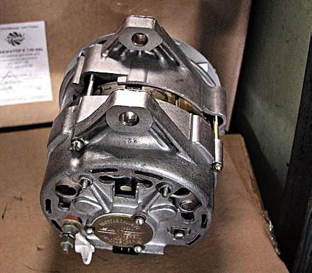 Кронштейны крепления генератора для ЗМЗ-402