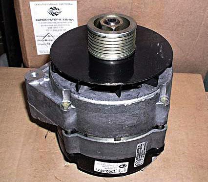 Кронштейн крепления генератора для ЗМЗ-406