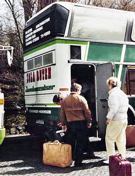 Jumbo 1983 года принимает пассажиров
