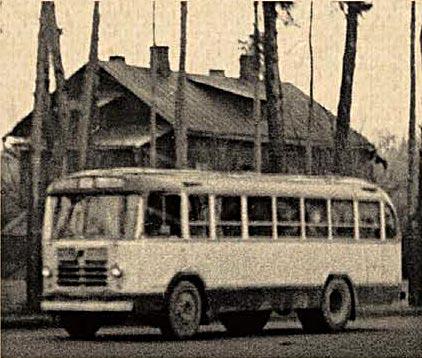 Автобусы ЗИЛ/ЛиАЗ-158 служили на наших маршрутах 20 лет