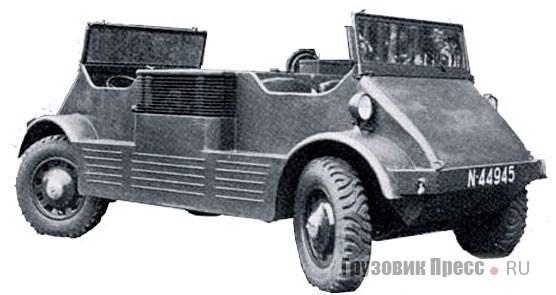 1939. DAF MC139