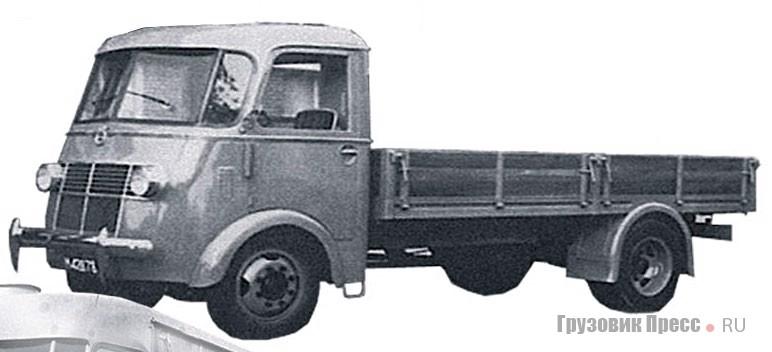1947. DAF prototype