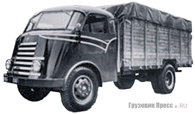 1950. DAF A50