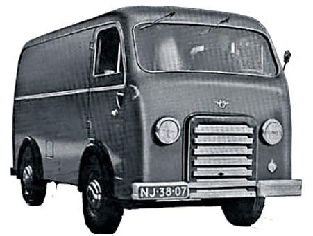 1950. DAF A10