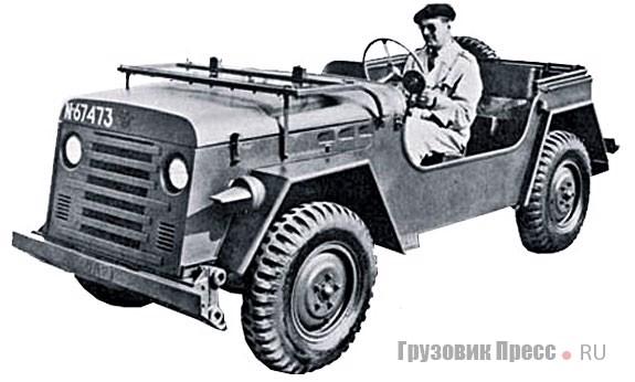 1951. DAF YA054