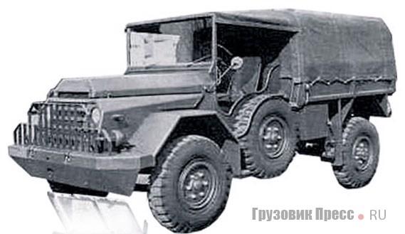 1952. DAF YA116