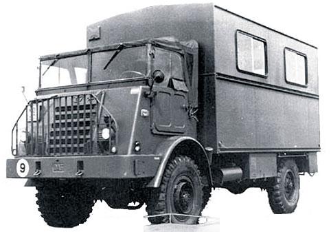 1955. DAF YA314