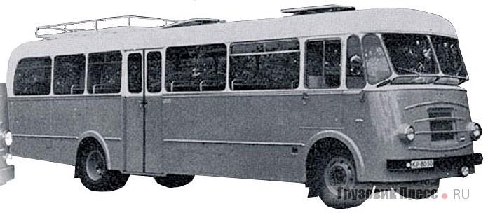 1957. DAF B1500DL