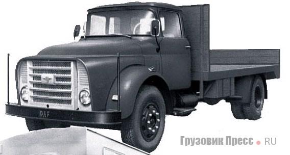 1957. DAF 13DA