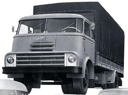 1957. DAF 2000 DO