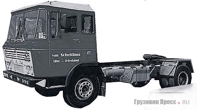 1962. DAF 2600