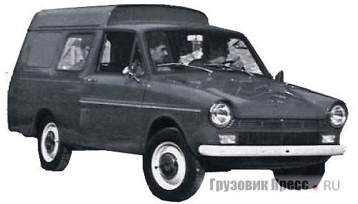 1966. DAF 33 Bestel