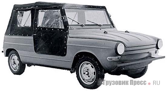 1970. DAF 44YA