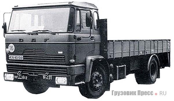 1970. DAF 1400