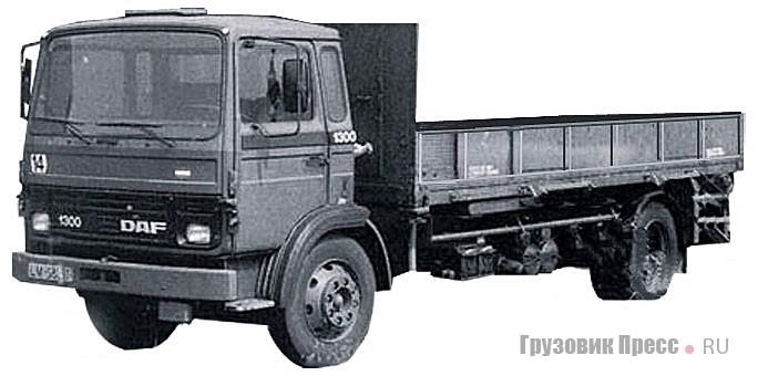 1971. DAF FA1300