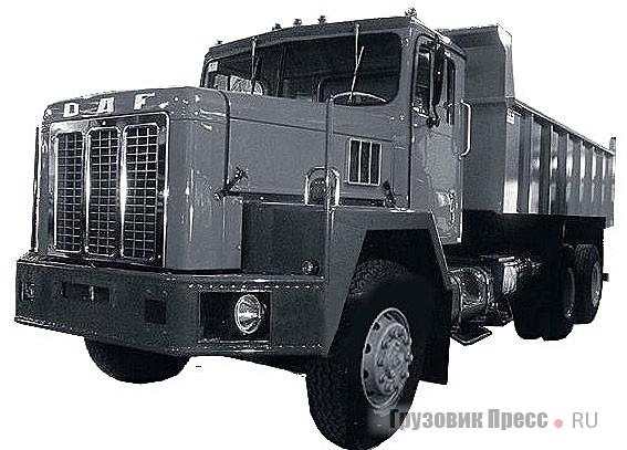 1971. DAF NAT2505 Hauber