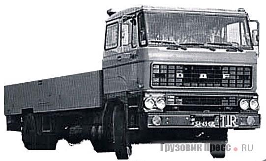 1977. DAF 2800