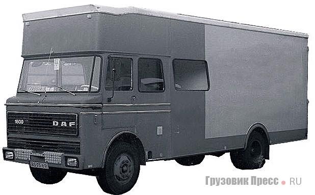 1978. DAF 1600