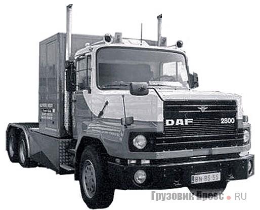 1979. DAF 2800 NAT