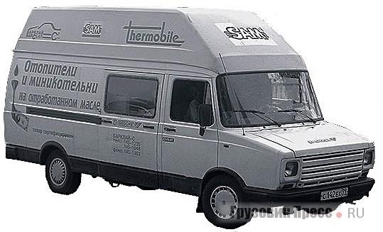 1986. DAF 400