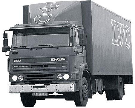 1986. DAF 1900
