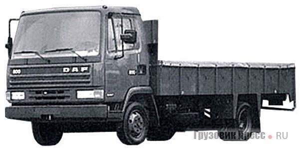 1988. DAF 800/45