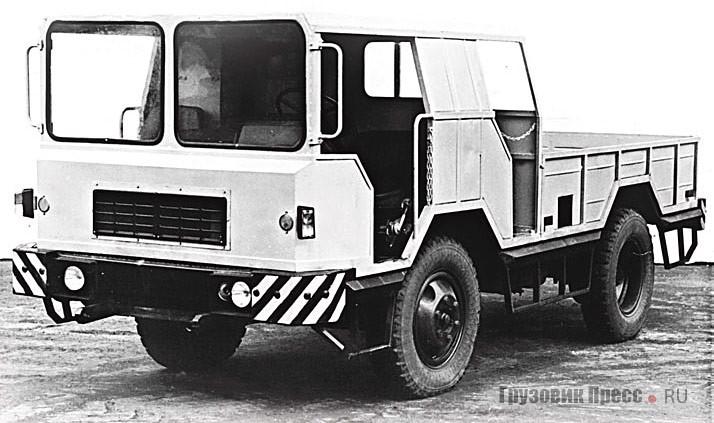 Машина грузолюдская шахтная на тракторных агрегатах «Беларус МГЛ-363»