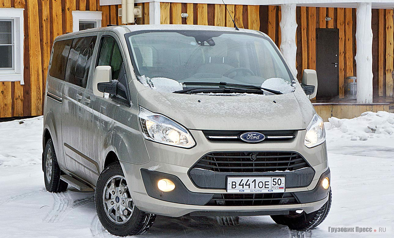 [b]Ford Tourneo Custom SWB[/b] (см. «ГП» № 5, 2014 г.)