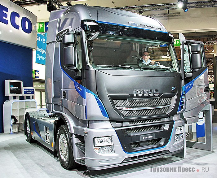 IVECO Stralis AS450SS/T/P-LT XP