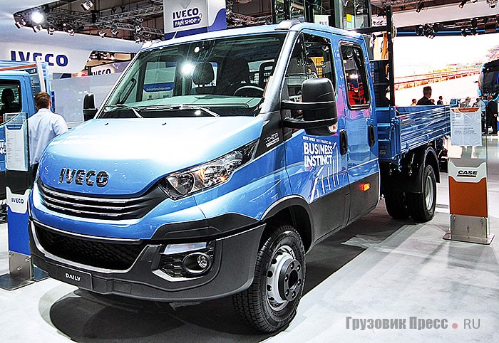 IVECO Daily Hi Matic E6 70С21A8D