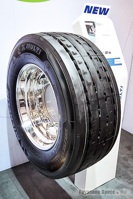 Michelin X Multi Energy 385/55 R22.5