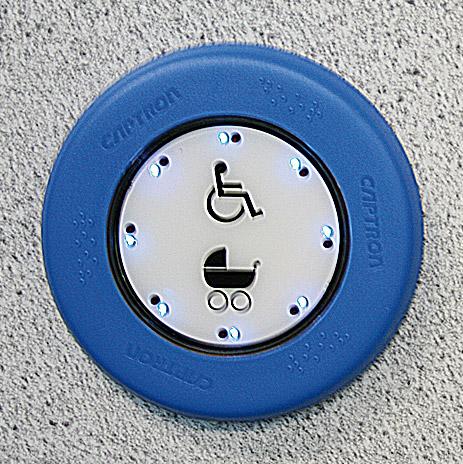 Семейная зона для родителей с детьми и инвалидов