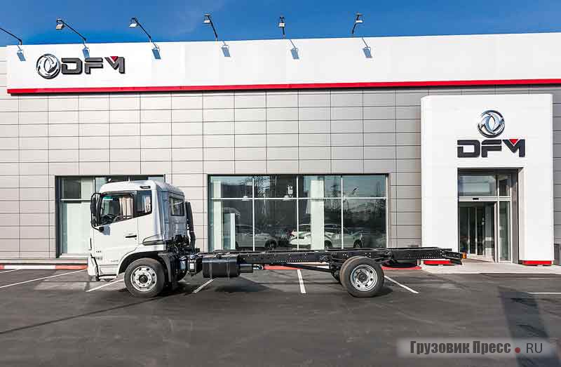 Dongfeng KR-DFH5120B80 (Dongfeng KR 185 Euro 5)