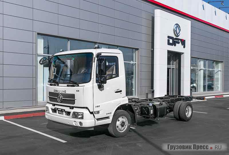 Dongfeng KR-DFH5080B80 (Dongfeng KR 140 Euro 5)