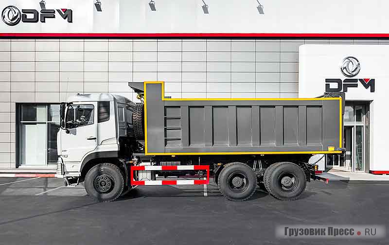 Dongfeng DFL3251AW1 (Dongfeng KC T-LIFT 340)