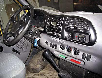 Форд транзит с двигателем газель